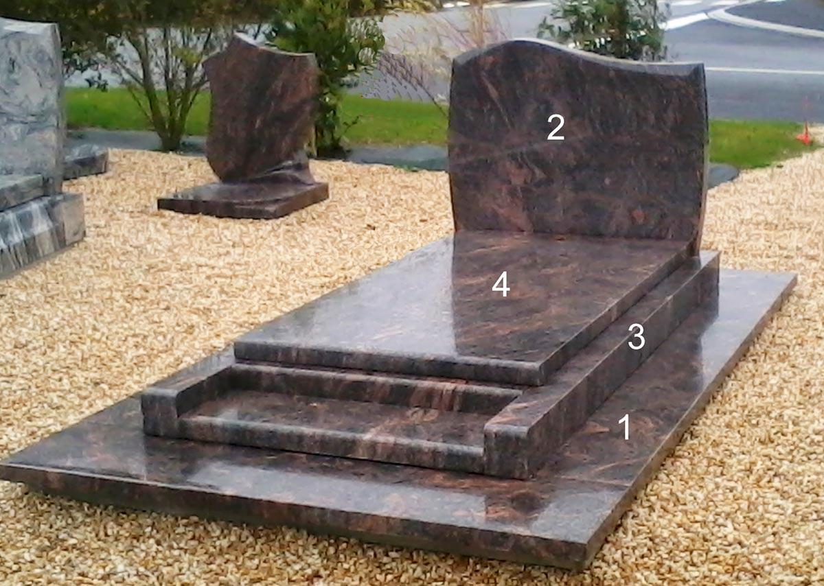 marbrerie et monuments fun raires roc eclerc vend e. Black Bedroom Furniture Sets. Home Design Ideas