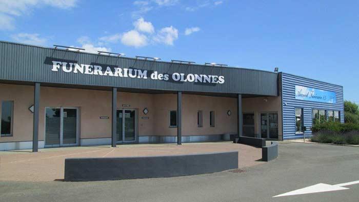 Démarche funéraire pompes funèbres Roc Eclerc près de Les Lucs sur Boulogne