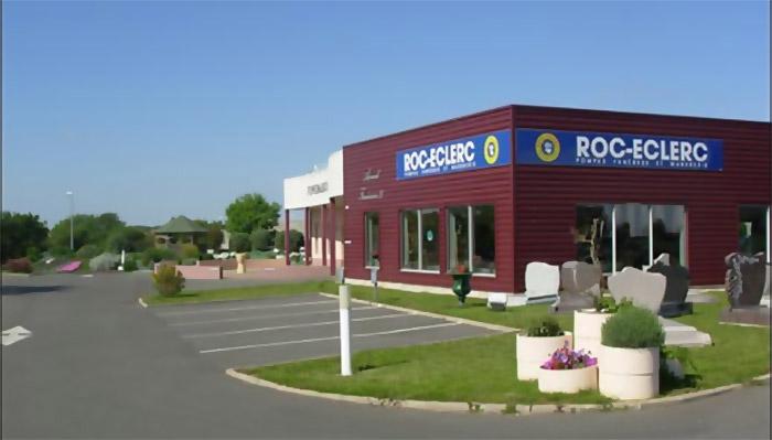 Roc Eclerc et démarche funéraire en Vendée